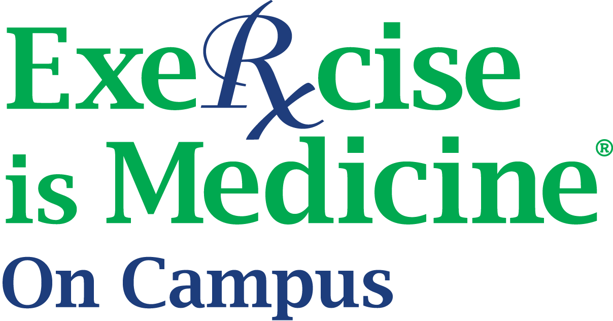 Exercise is Medicine on Campus logo