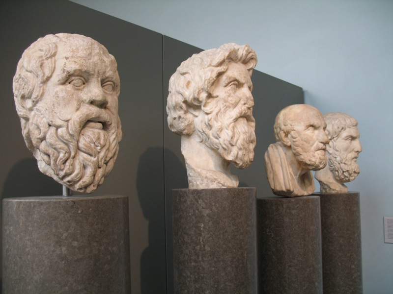Greek philosophers by dr.jd