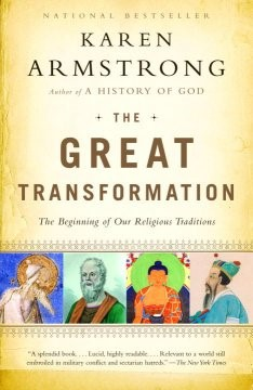 Book Cover: The Great Transformation