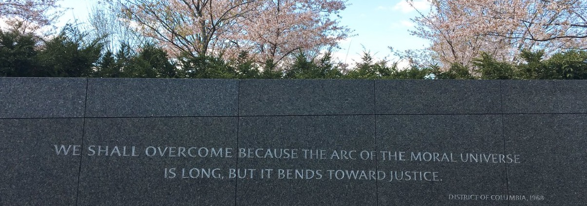 MLK Quote Wall in Washington, DC