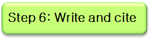 Button: write and cite