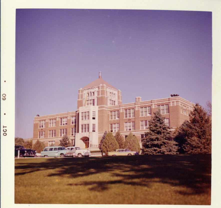 mcmullen hall 1960
