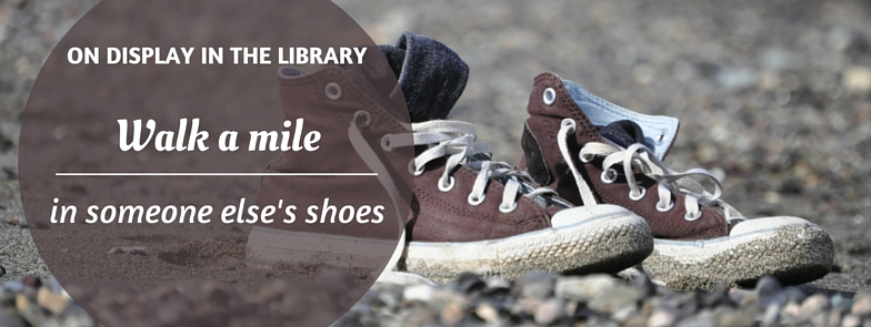 walk a mile in someone else's shoes promo