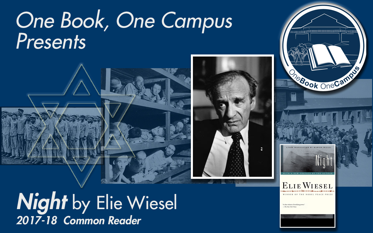 One Book One Campus Graphic