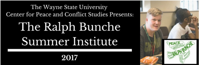 Ralph Bunche Summer Institute Logo