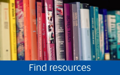 Navigate to the find resources page within this guide