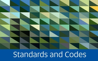 Navigate to standards and codes