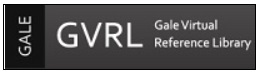 Gale Virtual Reference Library (GVRL, Gale) logo