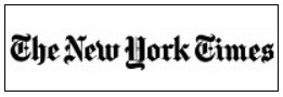 New York Times logo