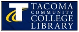 Tacoma Community College (TCC) Library Catalog log