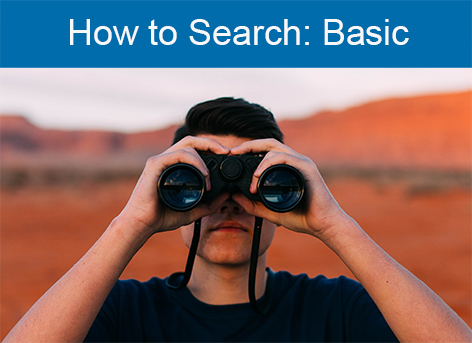 How to Search: Basic