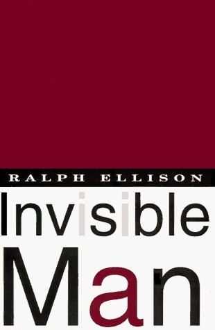 Book Cover-Invisible Man