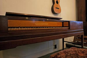 Broadwood & Sons Square Piano (1796)