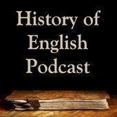 history of english podcast logo
