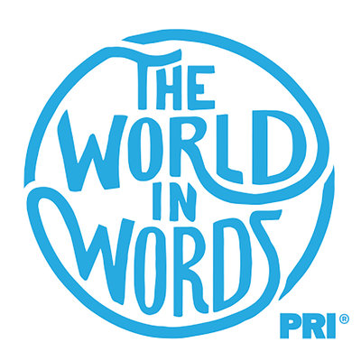 world in words logo