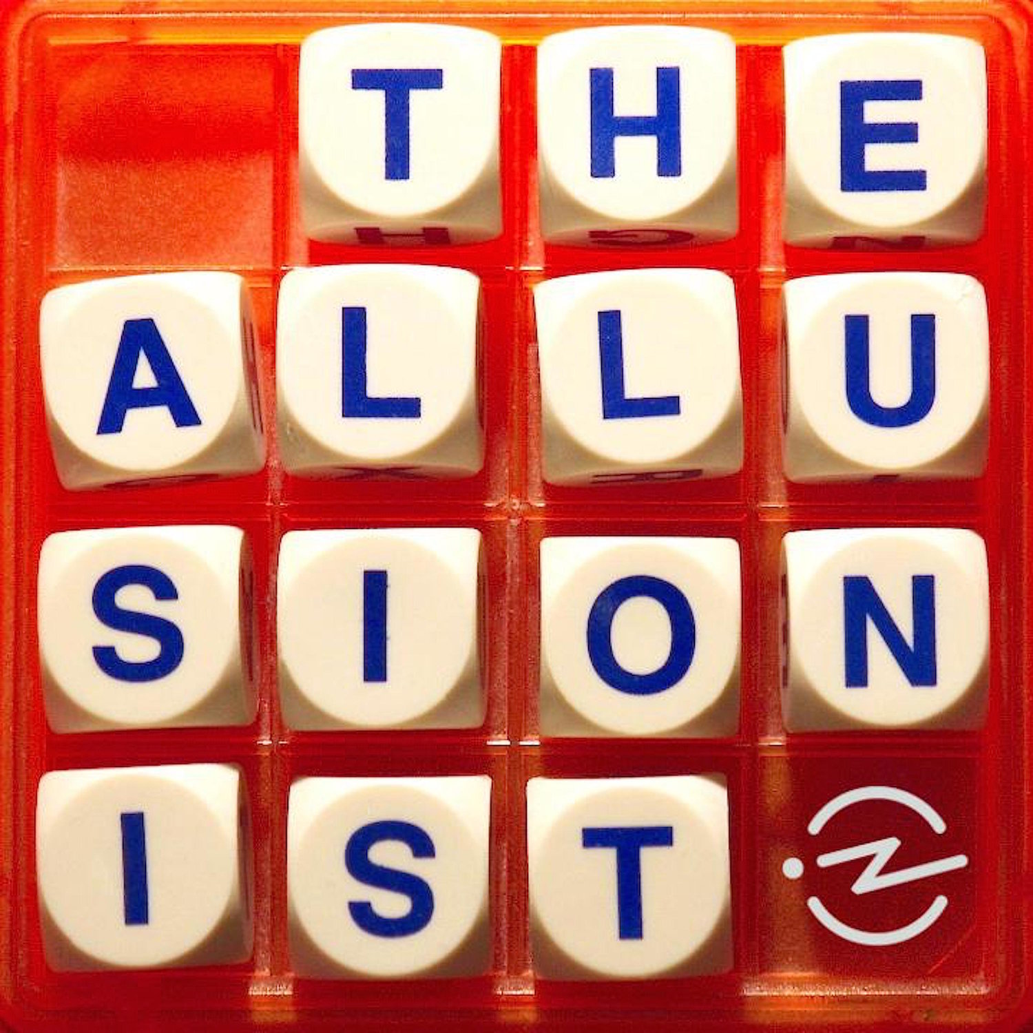 the allusionist logo