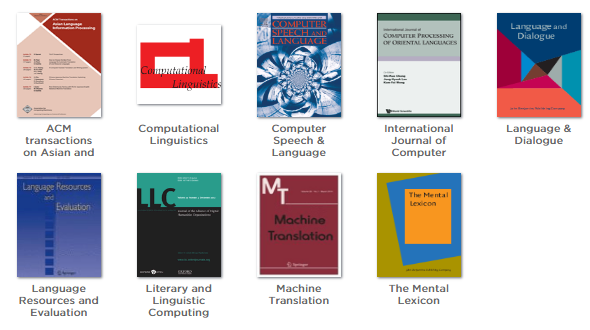 Computational Linguistic journals