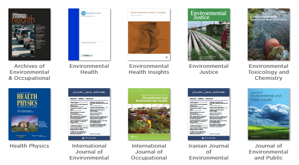 Environmental Health journals