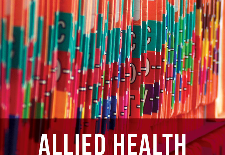 allied health subject guide