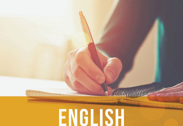 English subject guide