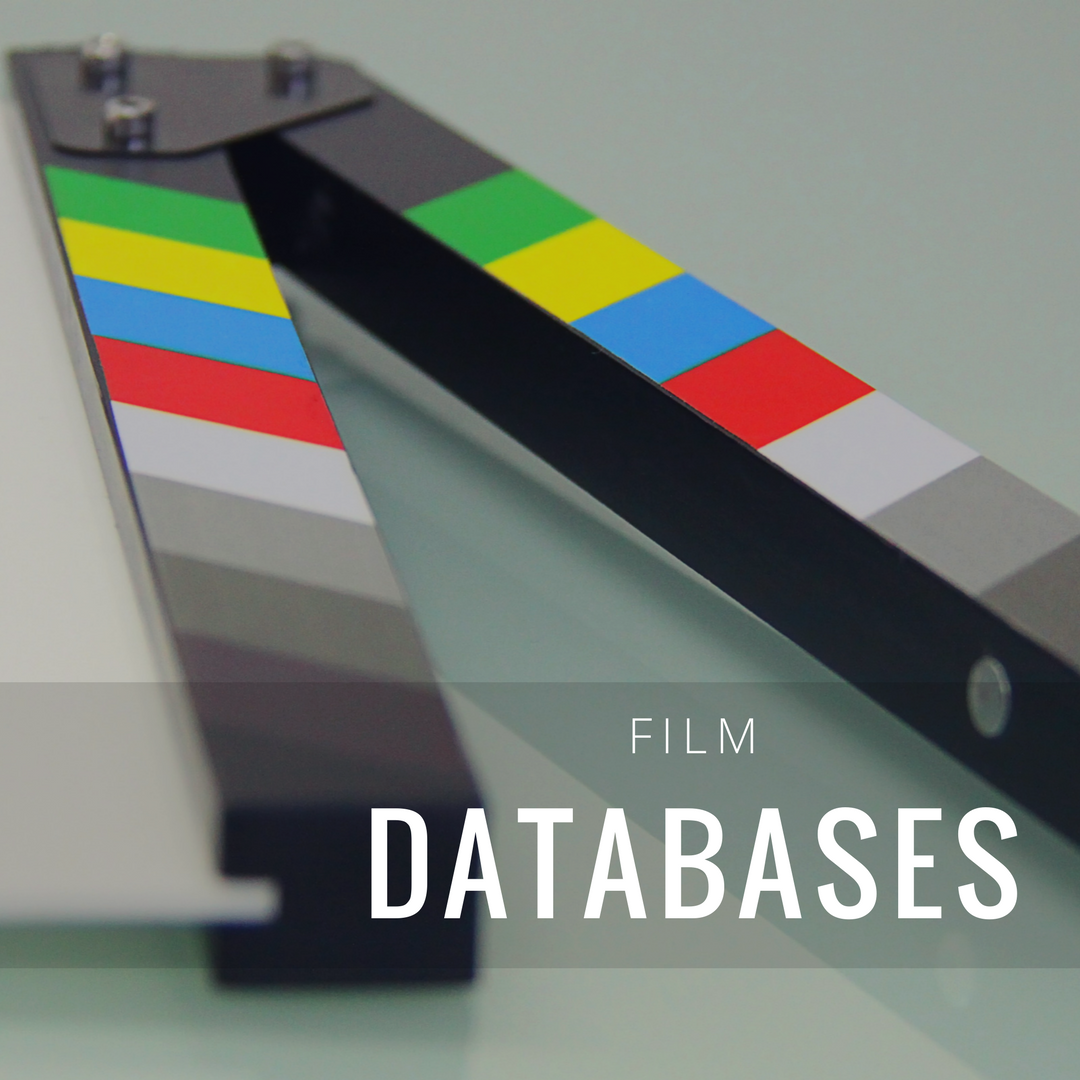 Databases for film decorative
