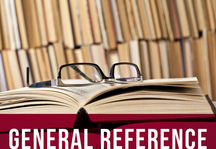 general reference subject guide
