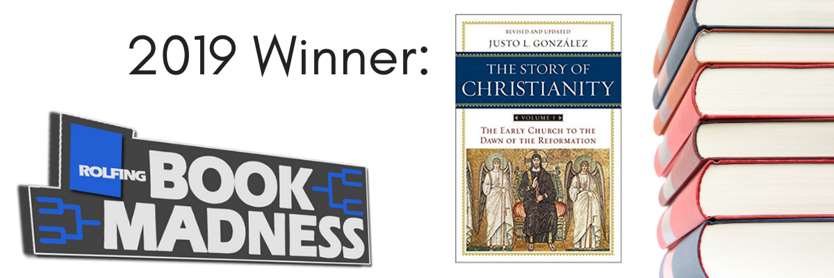 Book Madness 2019 Winner: The Story of Christianity