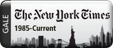 New York Times database icon