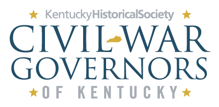 Civil War Governors of Kentucky logo