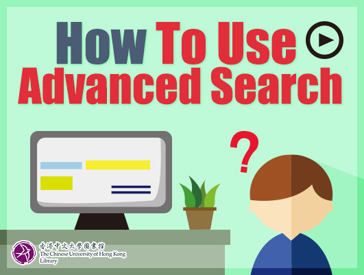 How to Use Advanced Search