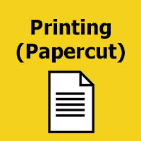 Printing in the library with Papercut