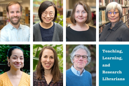 Teaching, Learning & Research Librarians