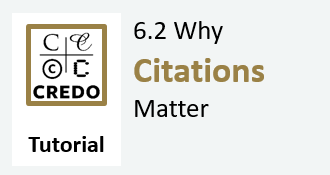 6.2 Tutorial: Why Citations Matter