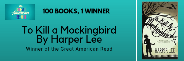 Great American Read To Kill A Mockingbird