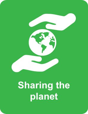Go to Sharing the Planet