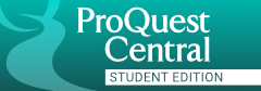 ProQuest Central Student Access Link