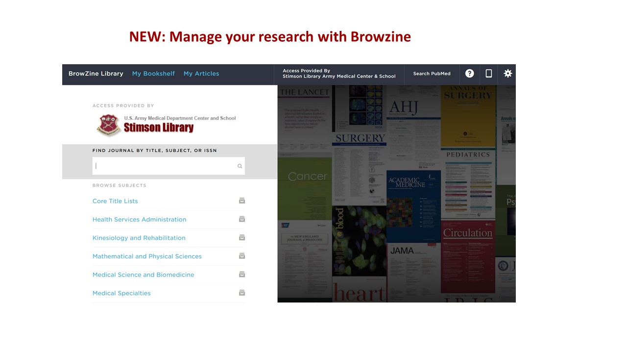 image of browzine