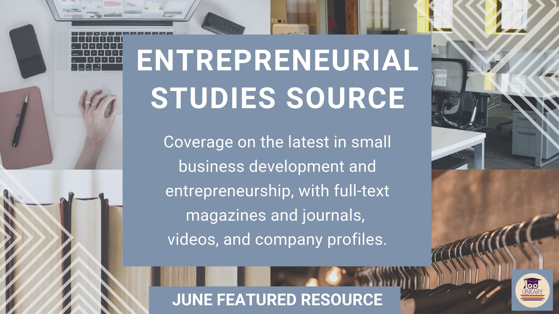 Find info on small business development and more with Entrepreneurial Studies Source