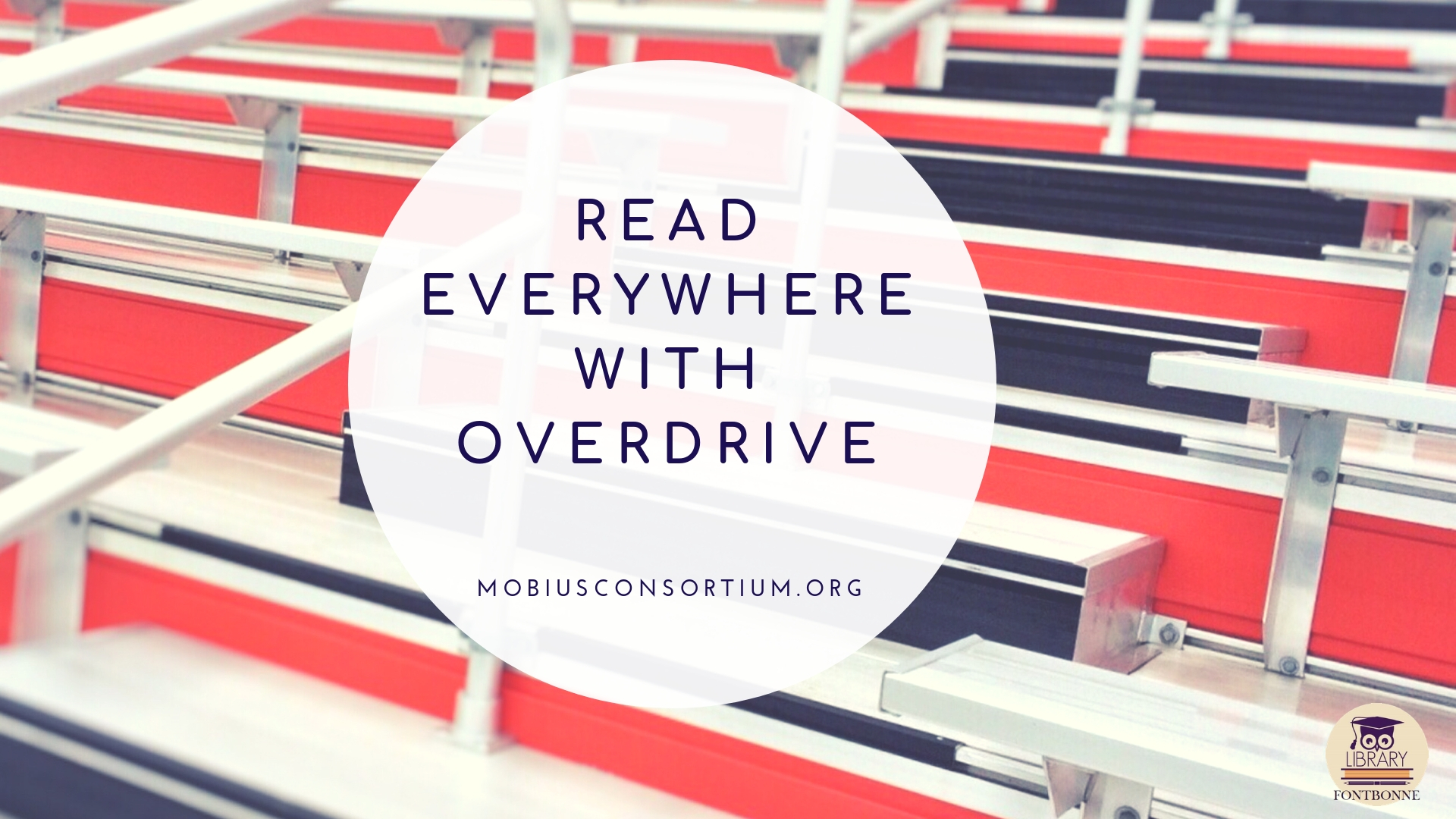 Find ebooks and audiobooks with Overdrive