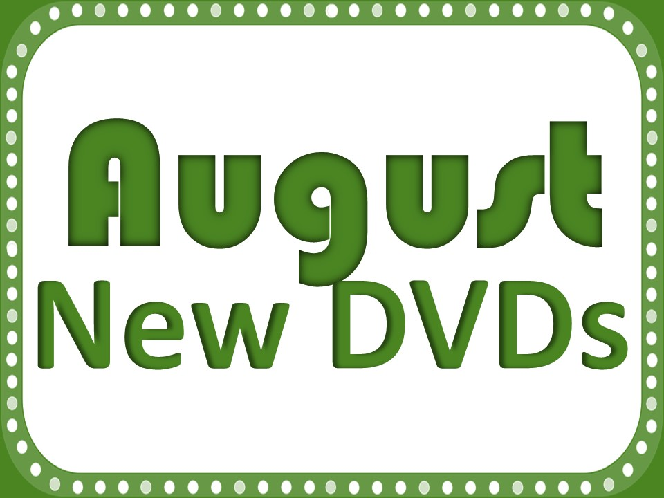 DVDs August 2017