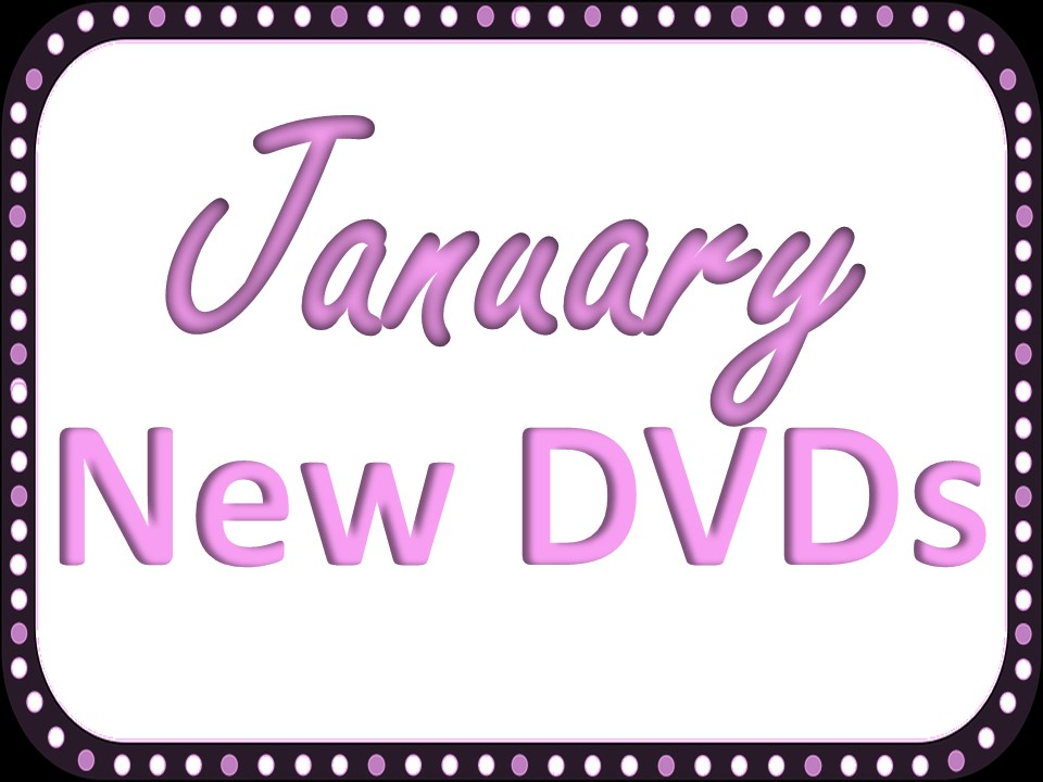 New DVDs January 2018