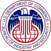 Bureau of Industry & Security Seal