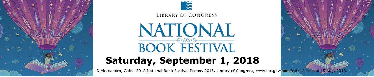 National Book Festival Logo