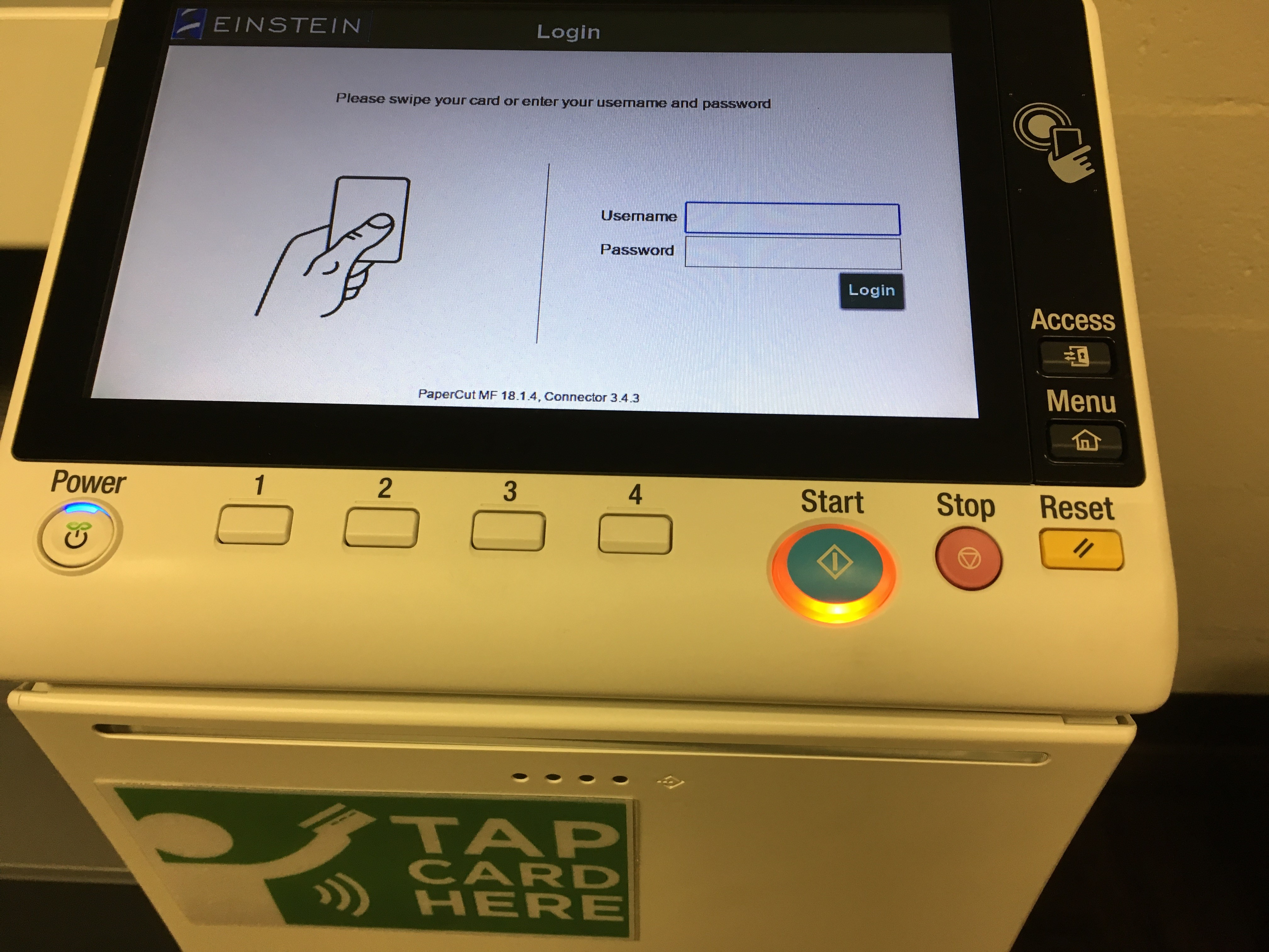 scan your ID