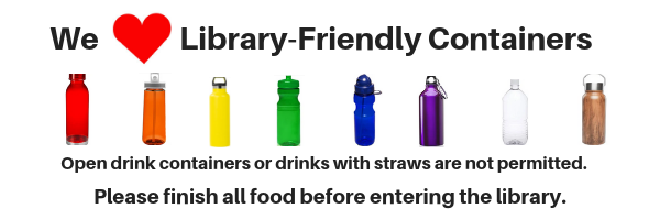 Library Friendly Containers