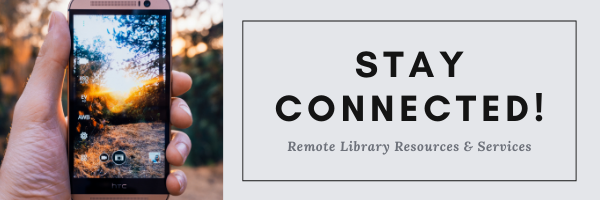 Remote library services and resources available