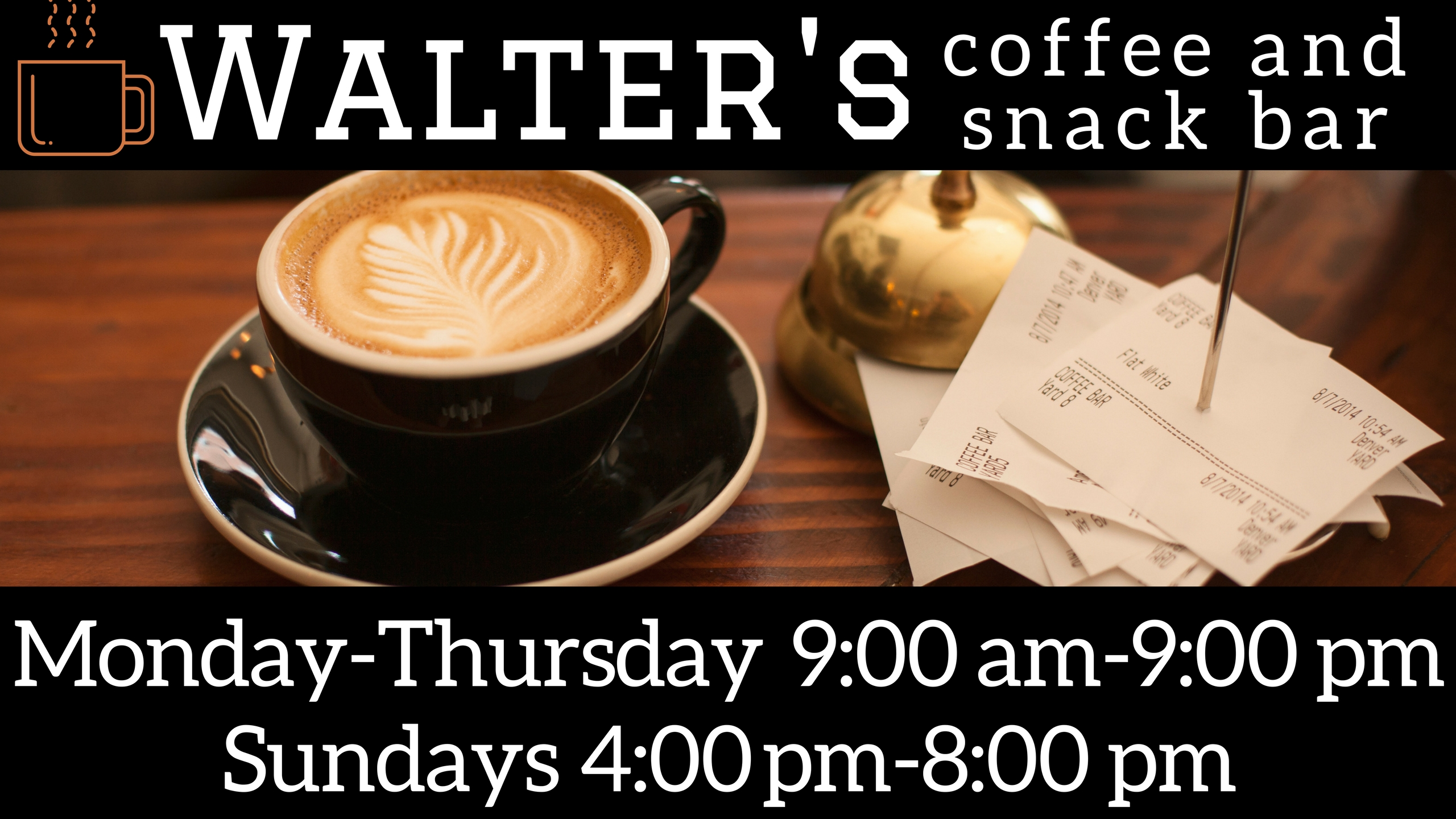 Walter's Coffee and Snack Bar