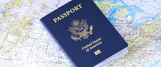 Get your passport at the library