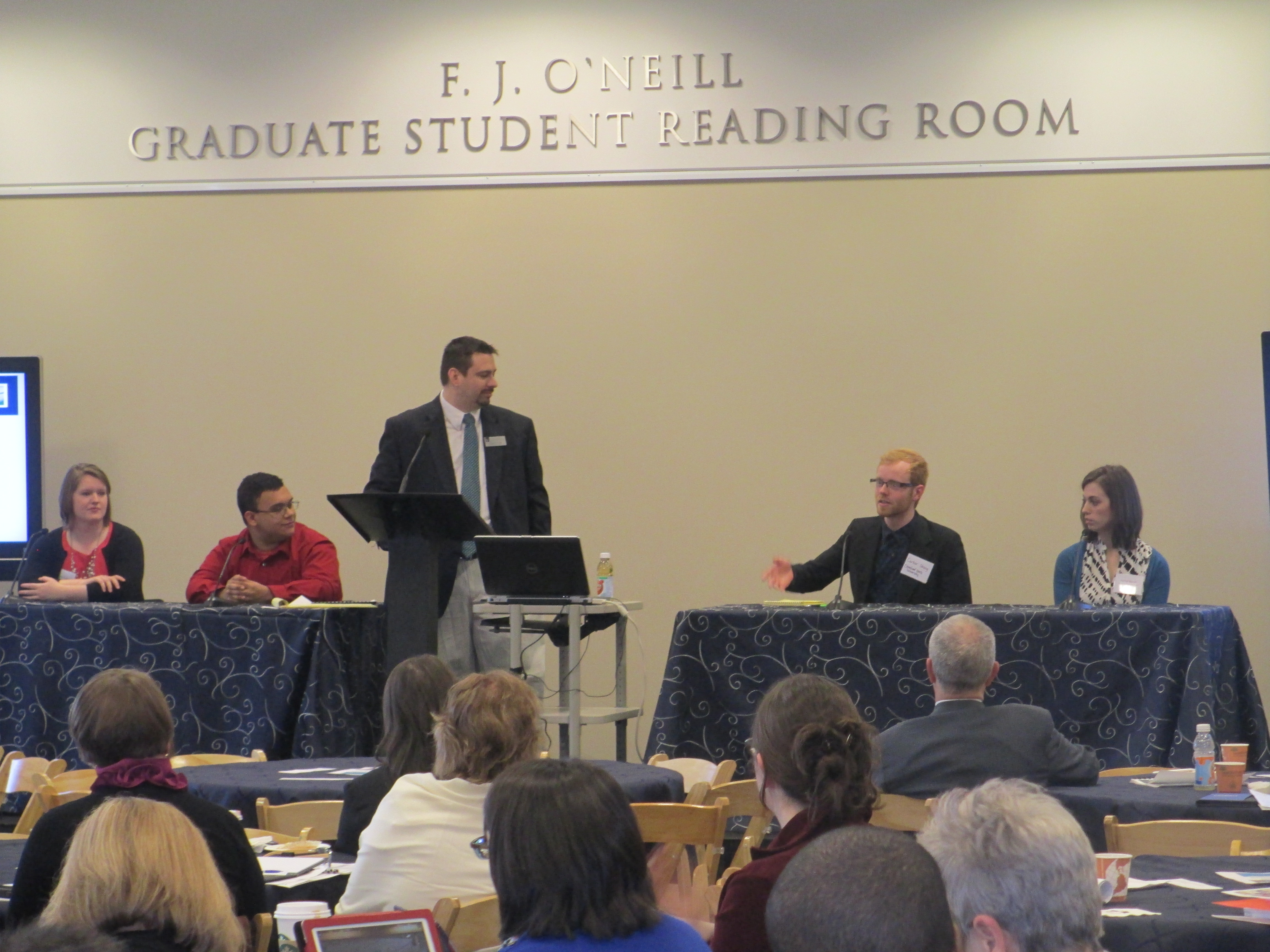 2014 Conference Student Panel