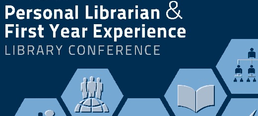 2014 Personal Librarian & First Year Experience Library Conference Banner Image
